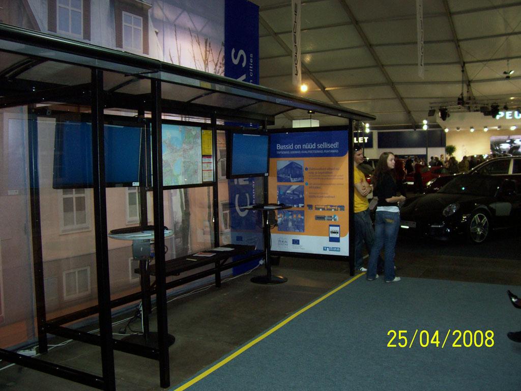 Tallinn — Motoshow 2008