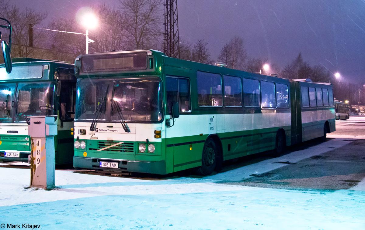 Tallinn, Säffle № 1026