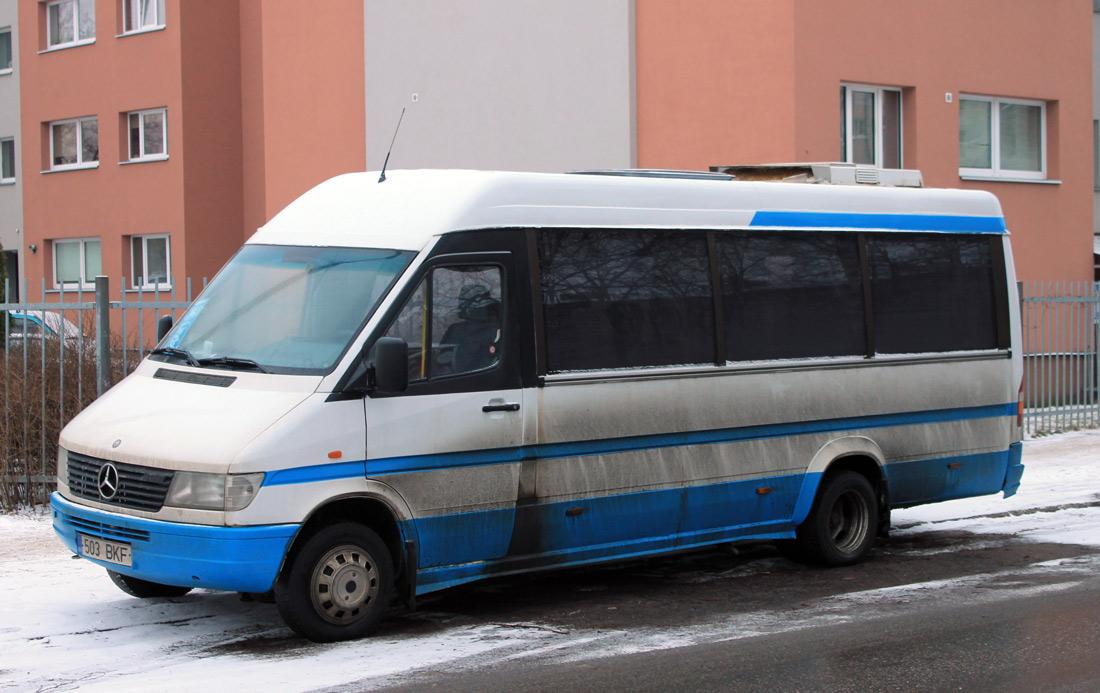Tallinn, Mercedes-Benz Sprinter 412D № 503 BKF