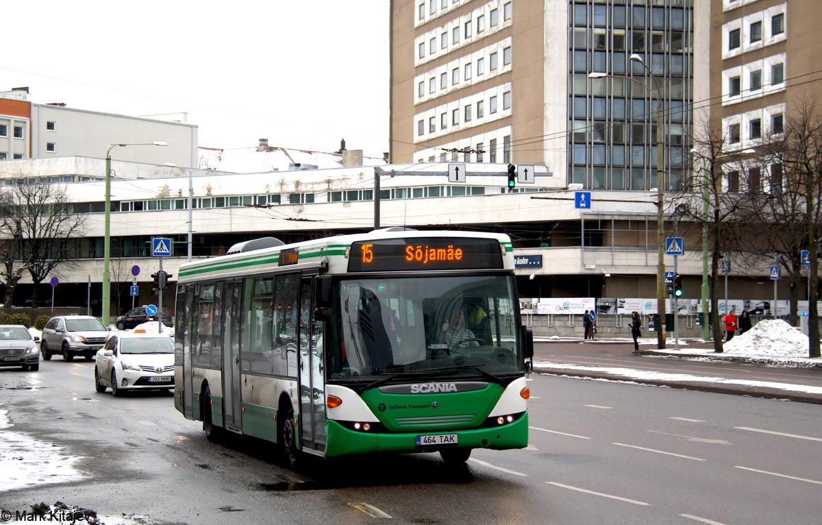 Tallinn, Scania OmniLink CK270UB 4X2LB № 1464
