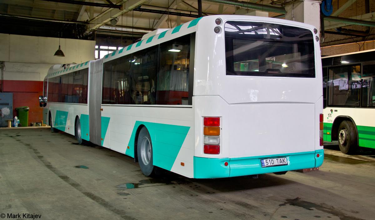 Tallinn, Volvo 7500 № 3510