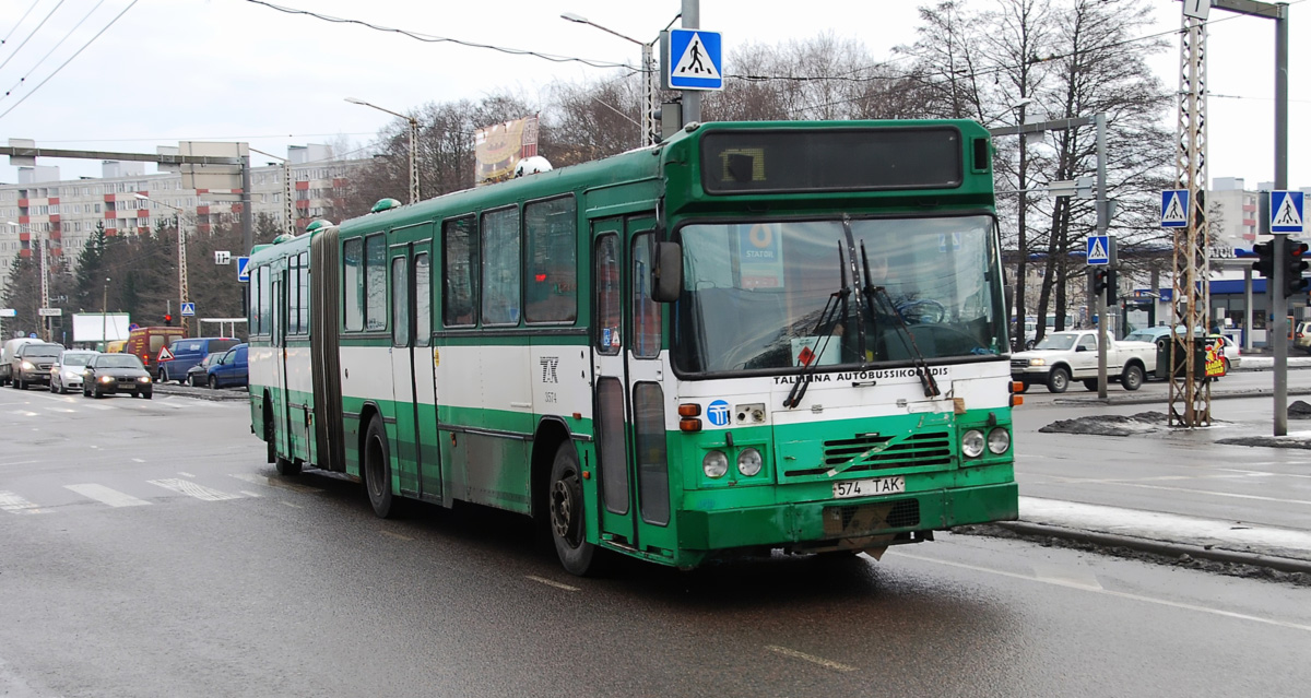 Tallinn, Säffle № 3574