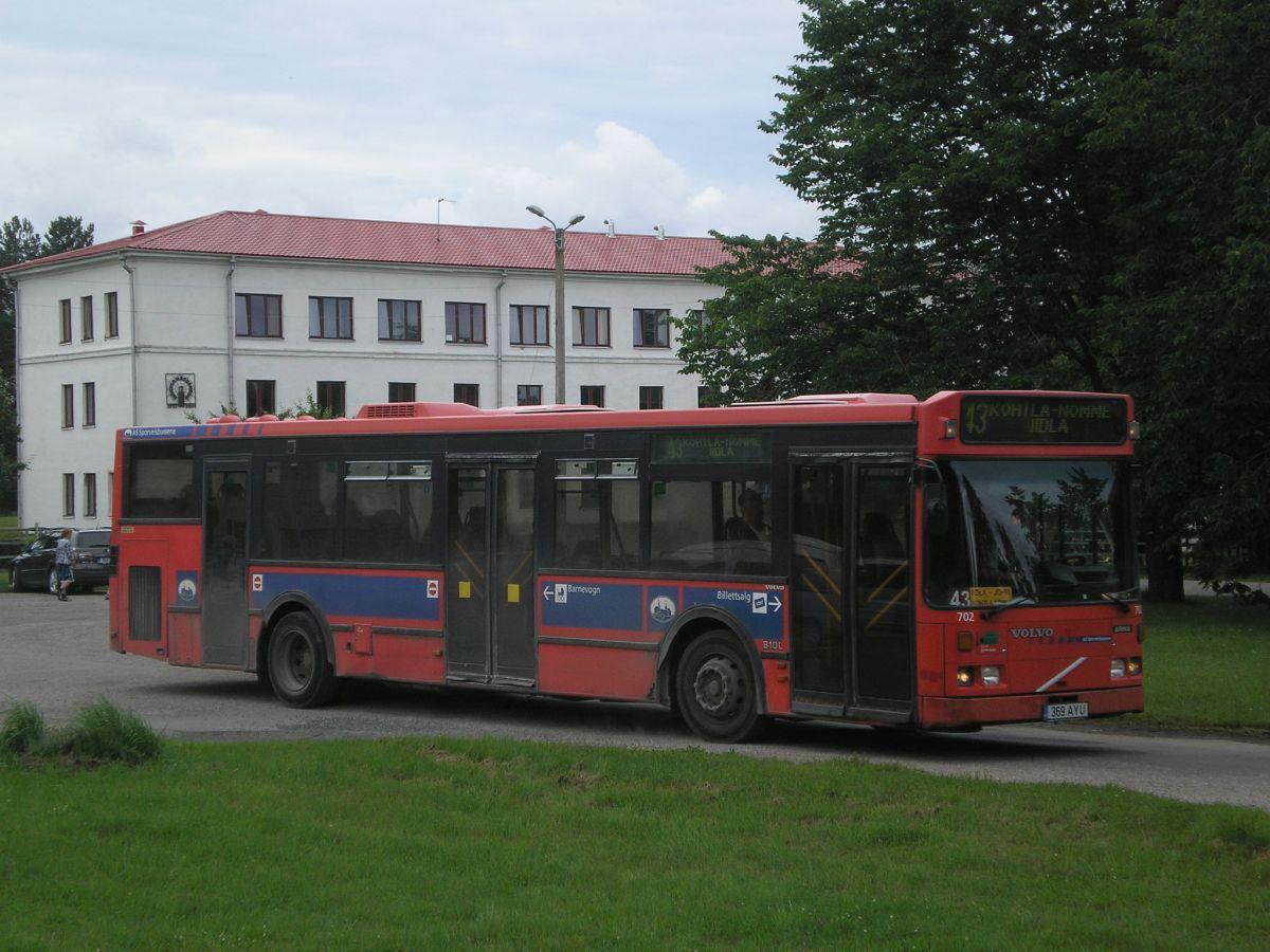 Kohtla-Järve, ARNA M91BF № 369 AYU