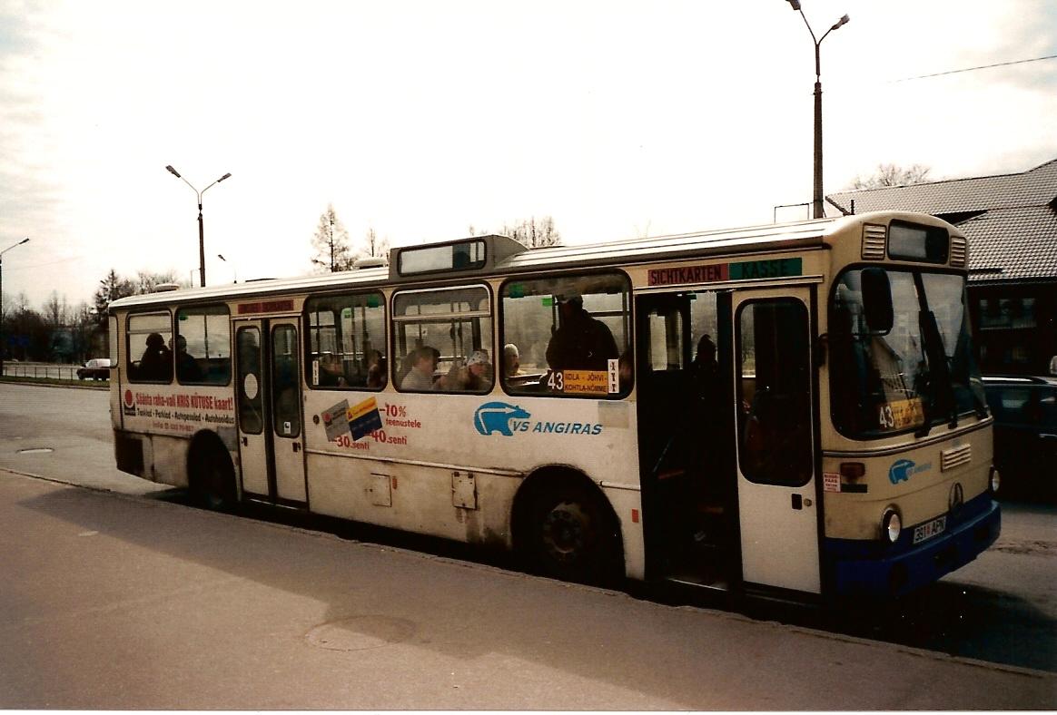 Kohtla-Järve, Mercedes-Benz O305 № 391 APN