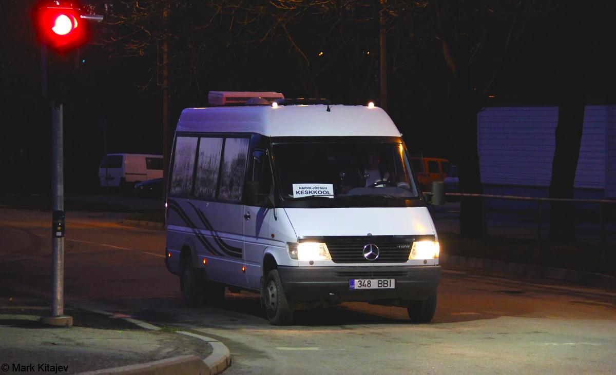 Narva, Mercedes-Benz Sprinter 412D № 348 BBI