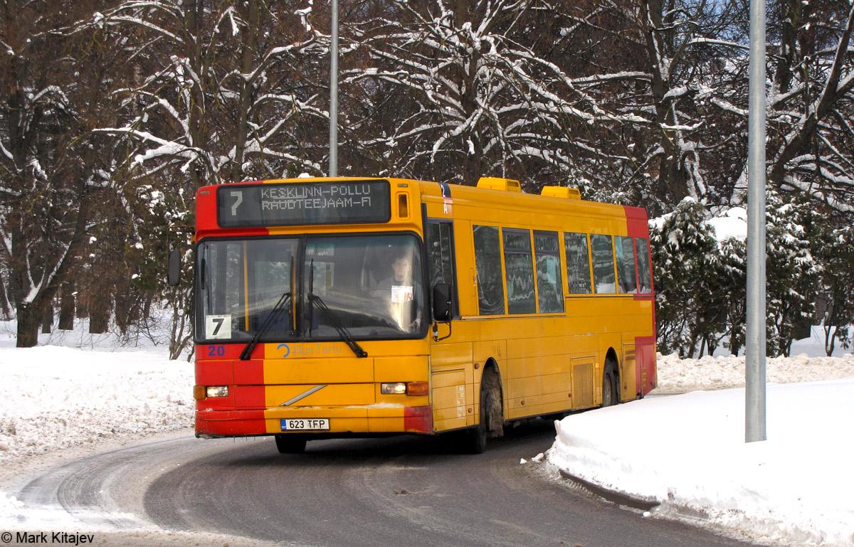 Tartu, Säffle 2000NL № 20