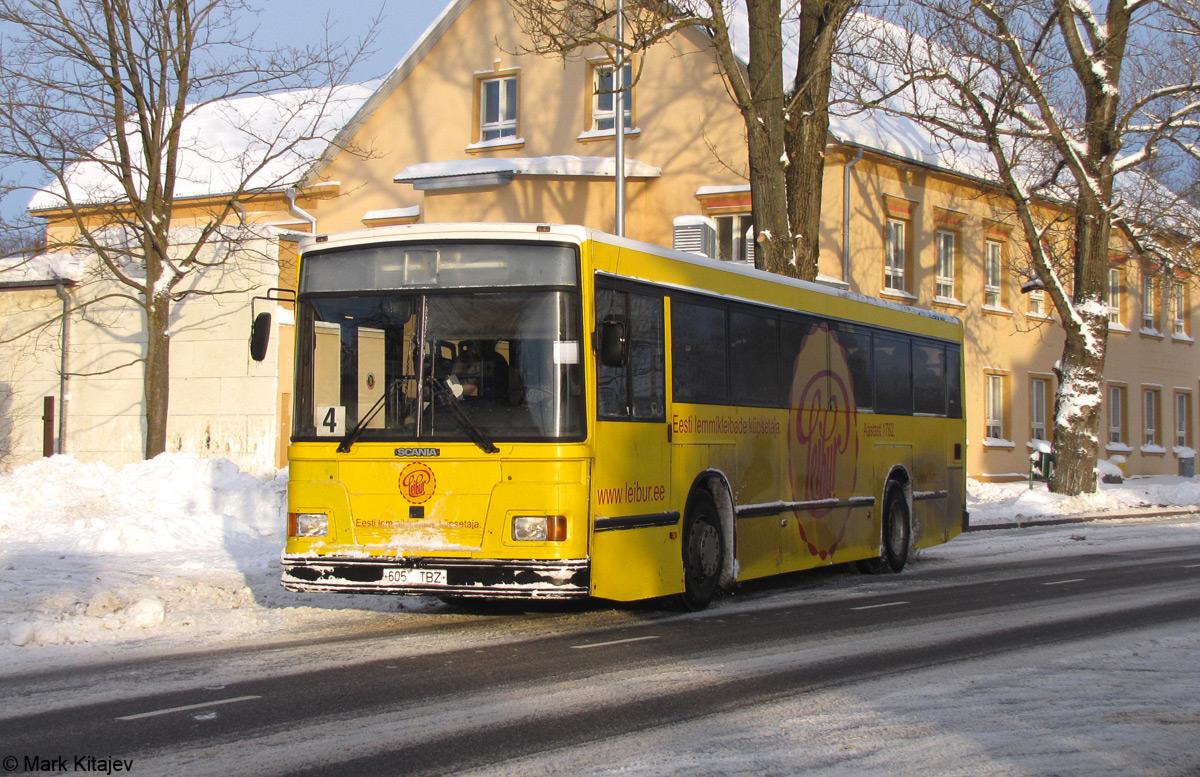 Tartu, Duple Metsec T-56 City № 53