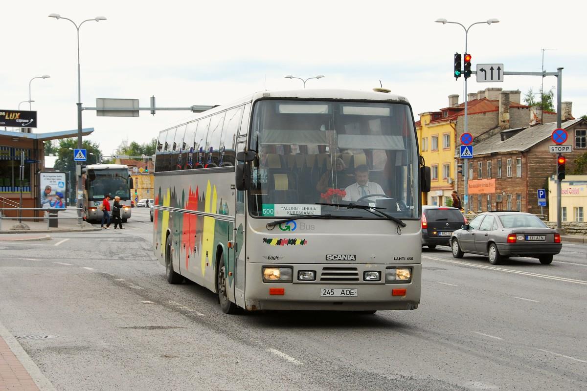 Kuressaare, Lahti 450 Eagle № 245 AOE