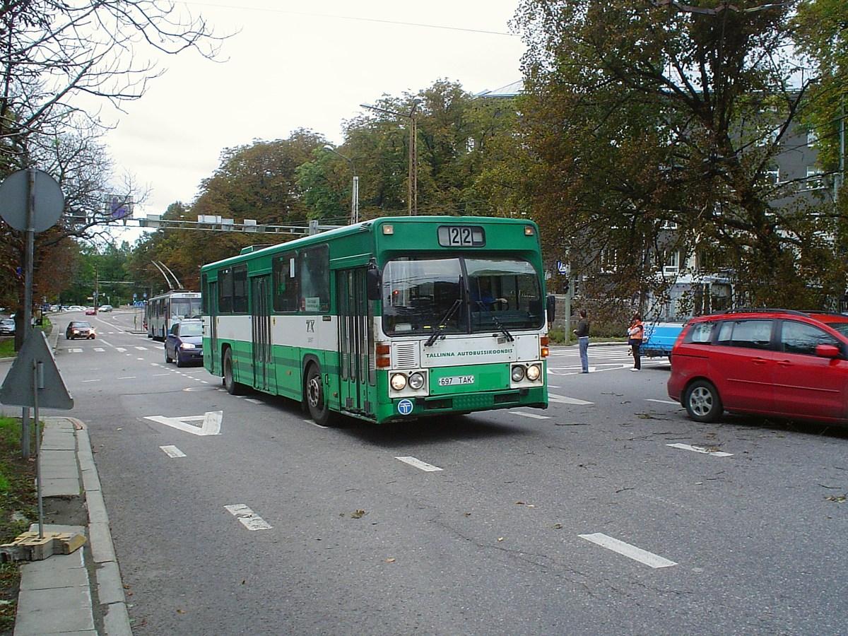 Tallinn, Scania CR112 № 2697