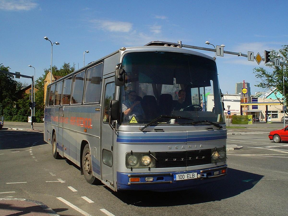 Tallinn, Kutter 9SS № 100 ELB