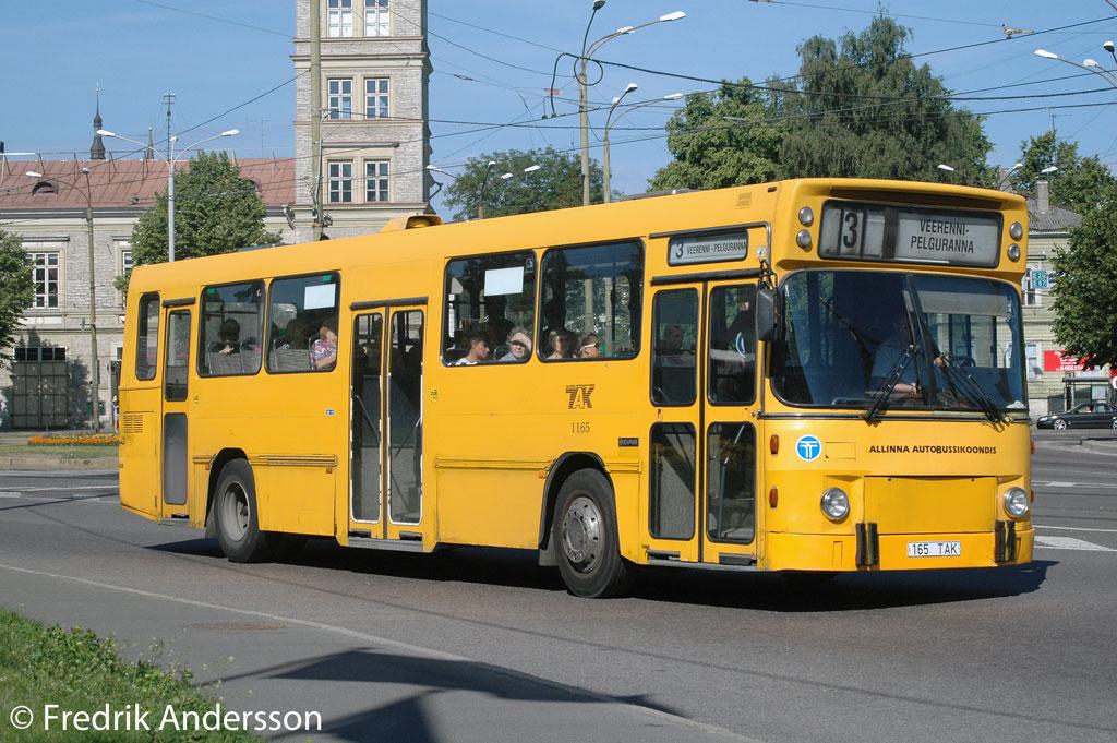 Tallinn, DAB № 1165