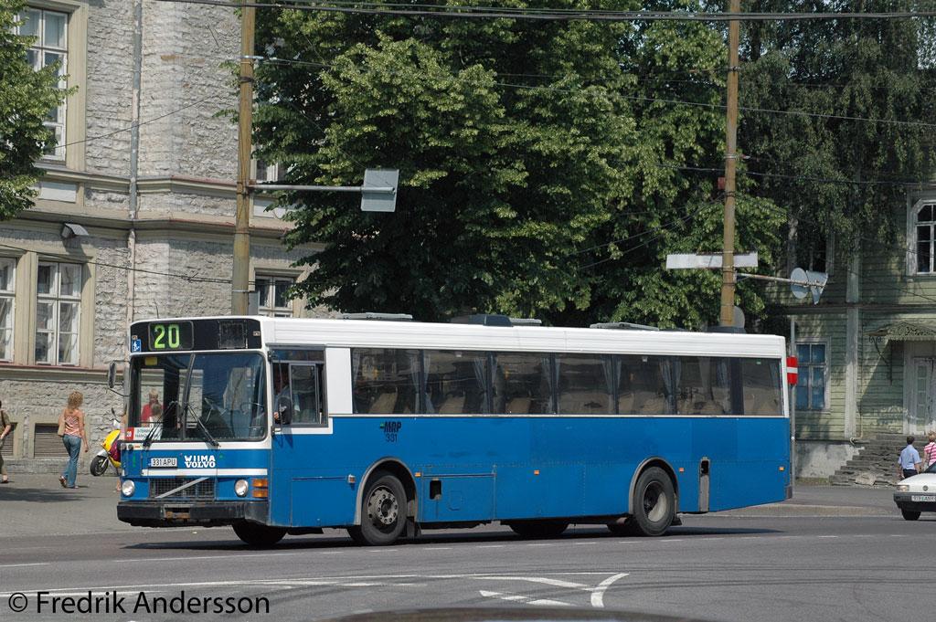 Tallinn, Wiima K202 № 331