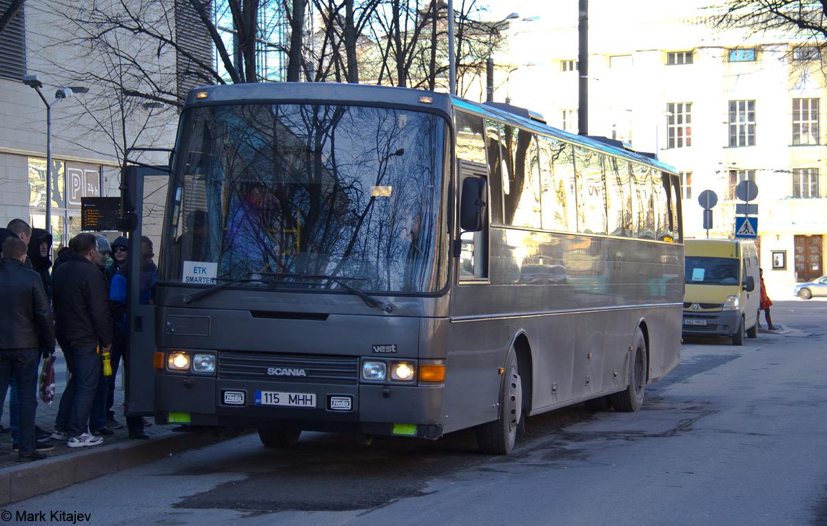 Tallinn, Vest Ambassadør 335 № 115 MHH