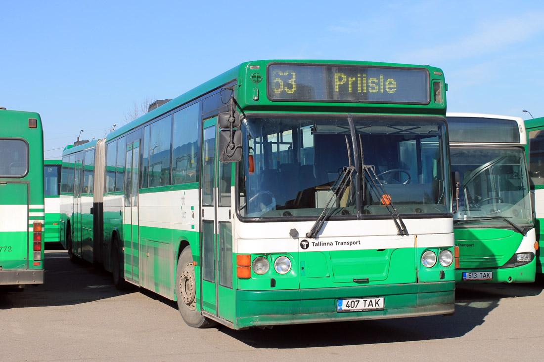 Tallinn, Säffle 2000 № 3407