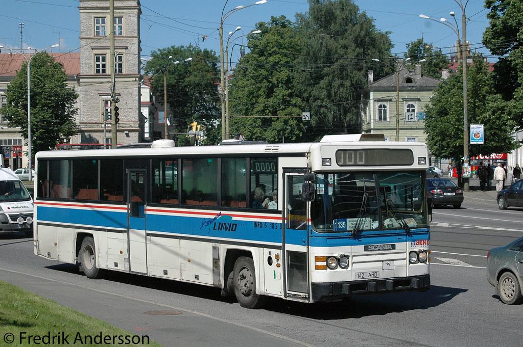 Tallinn, Scania CK113CLB № 142 ARD