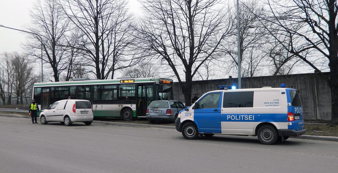 Tallinn, Scania OmniLink CK270UB 4X2LB № 2396 VARIA (Tallinn)