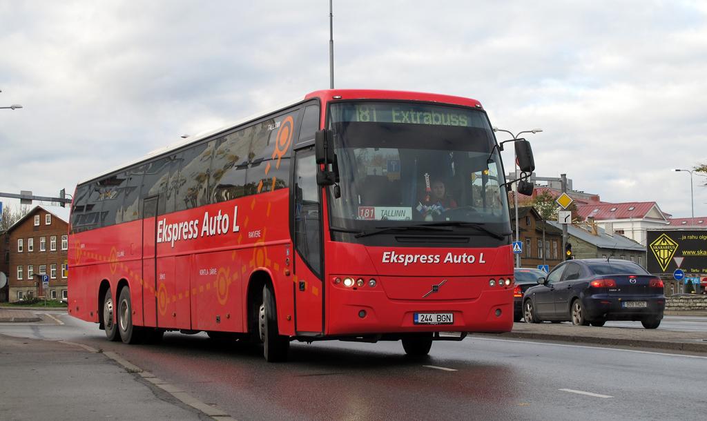 Kohtla-Järve, Carrus 9700H № 244 BGN