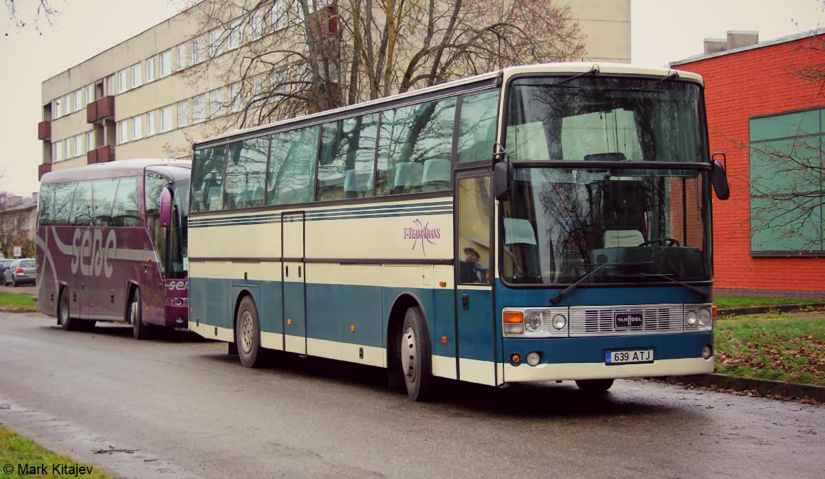 Tartu, Van Hool T815 Acron № 639 ATJ