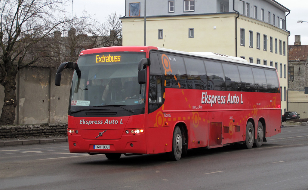 Kohtla-Järve, Volvo 9700H № 370 BJG