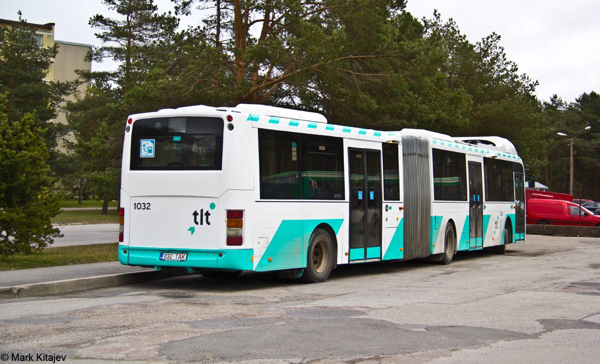 Tallinn, Volvo 7500 № 1032