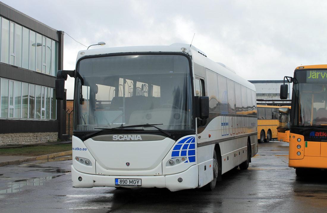Kohtla-Järve, Scania OmniLine IK310IB № 890 MGY
