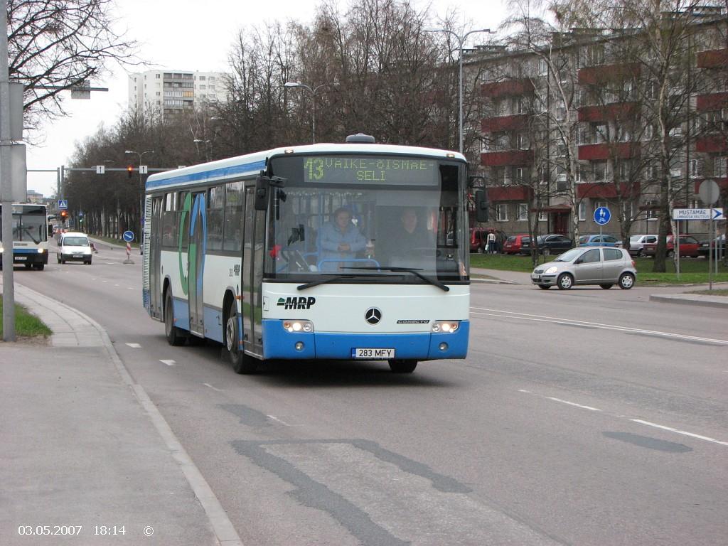 Tallinn, Mercedes-Benz Türk O345 Conecto C № 283