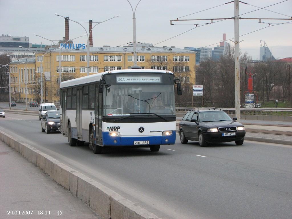 Tallinn, Mercedes-Benz Türk O345 Conecto C № 238