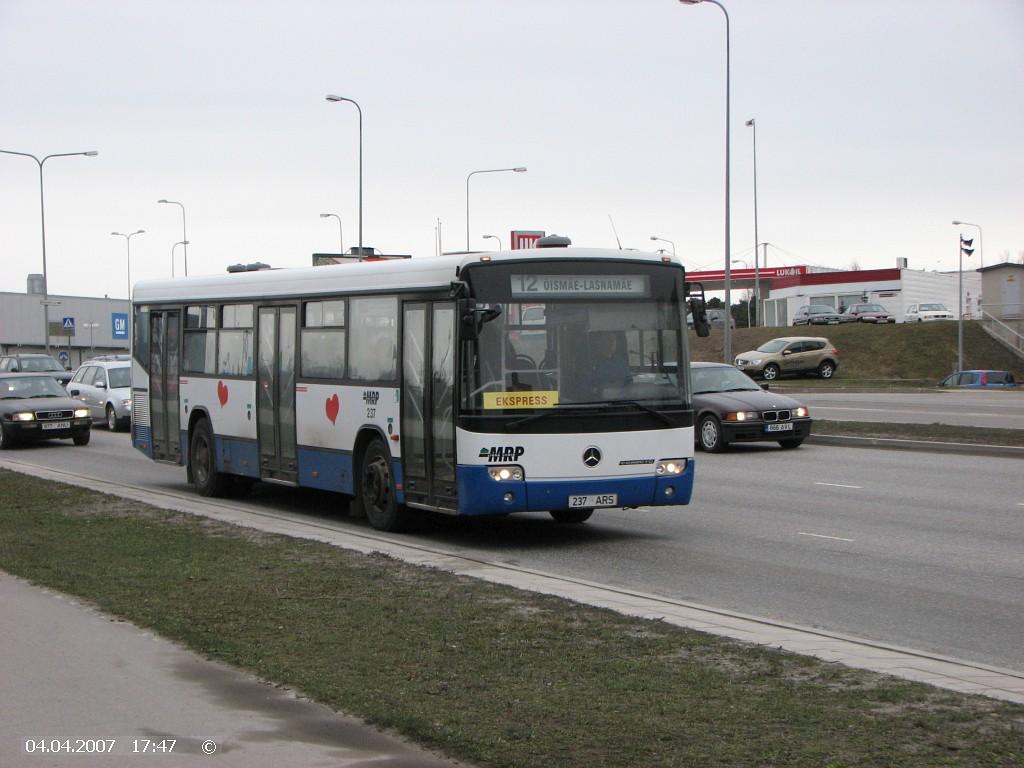 Tallinn, Mercedes-Benz Türk O345 Conecto C № 237