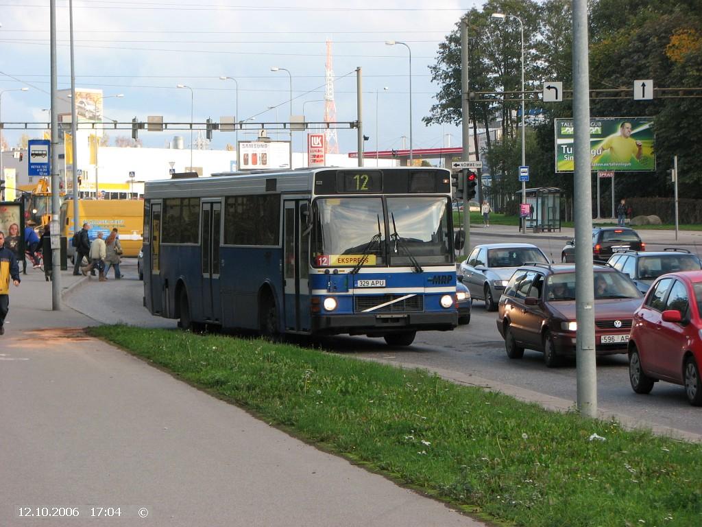 Tallinn, Wiima K202 № 329