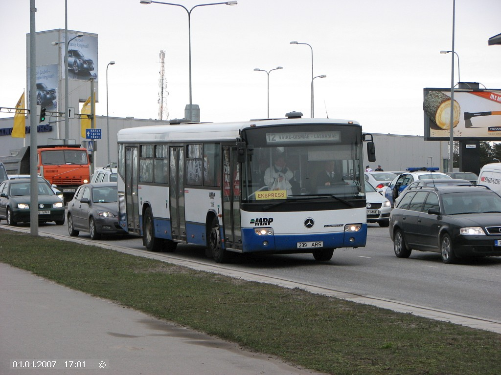 Tallinn, Mercedes-Benz Türk O345 Conecto C № 239