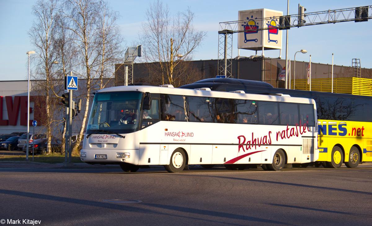 Pärnu, SOR C 10.5 № 825 MLU