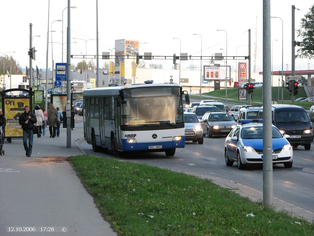 Tallinn, Mercedes-Benz Türk O345 Conecto C № 253
