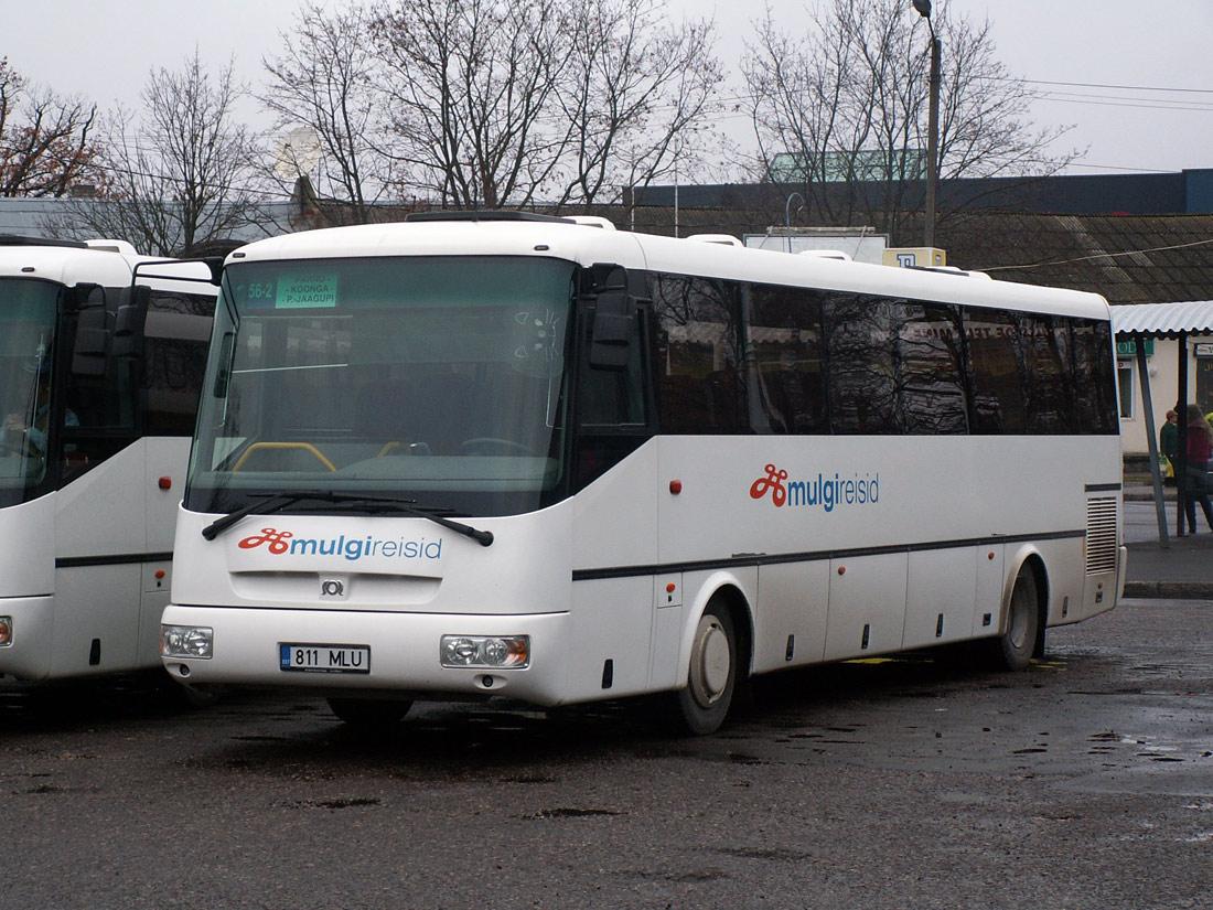 Pärnu, SOR C 10.5 № 811 MLU