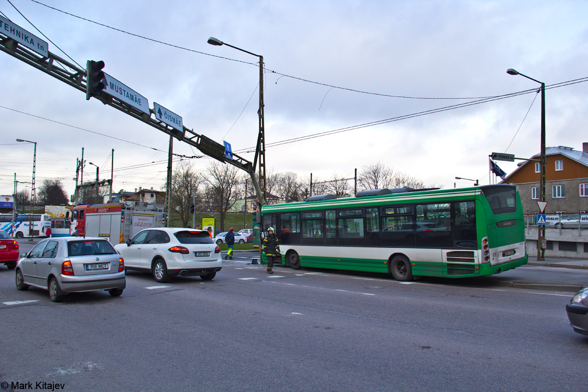 Tallinn, Scania OmniLink CK270UB 4X2LB № 1450