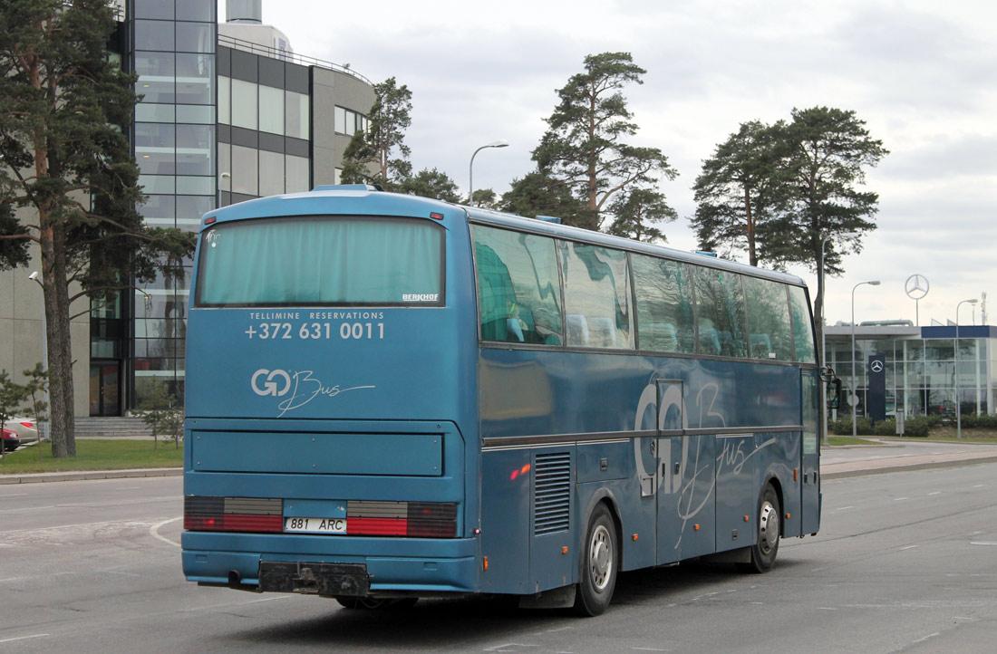 Pärnu, Berkhof Excellence 2000HL № 881 ARC
