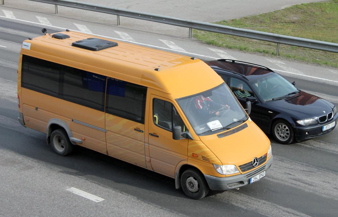 Tallinn, Mercedes-Benz Sprinter 413CDI № 284 BNG
