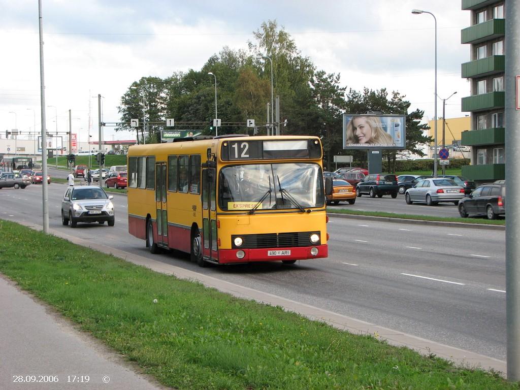 Tallinn, DAB № 490