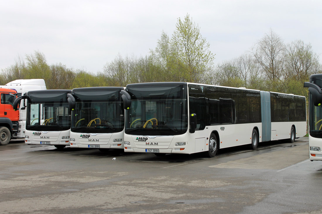 Tallinn — MRP Linna Liinide uuendused aastal 2015