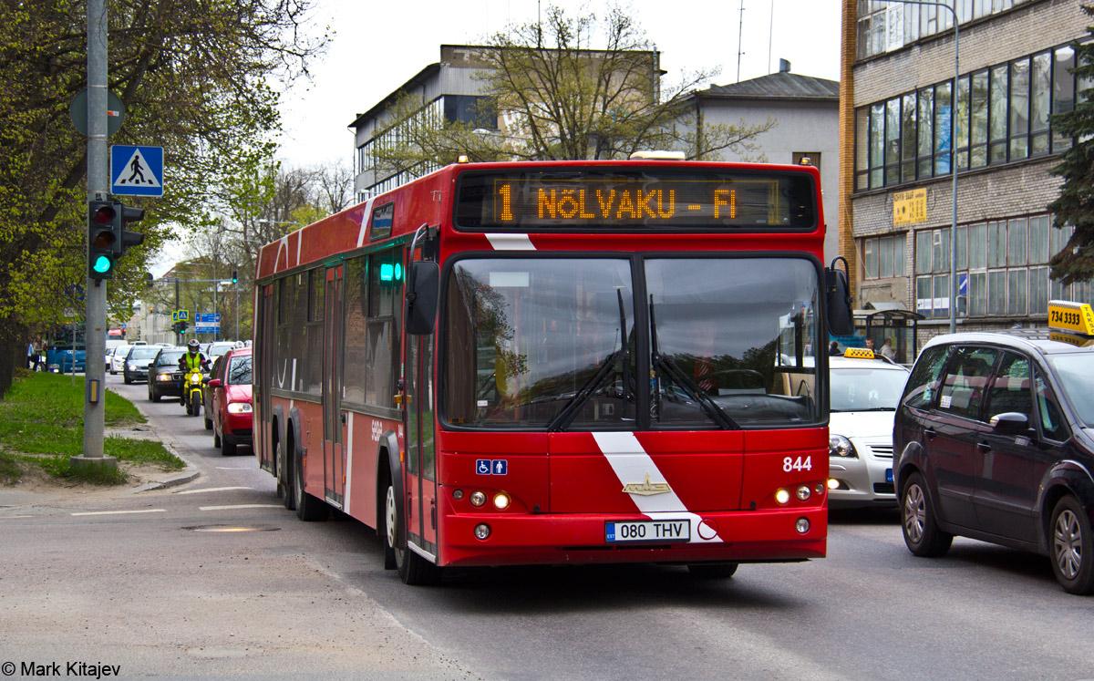 Tartu, МАЗ-107.468 № 844