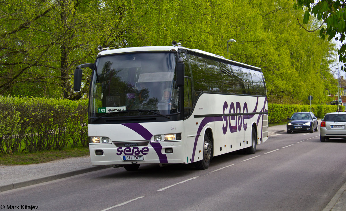Tartu, Carrus Classic III 360 № 341
