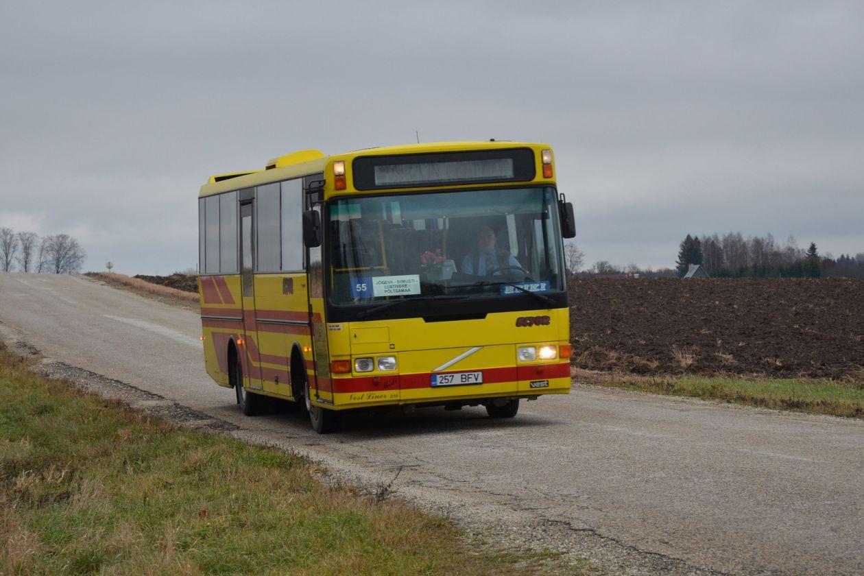 Põltsamaa, Vest Liner 310 Midi № 257 BFV