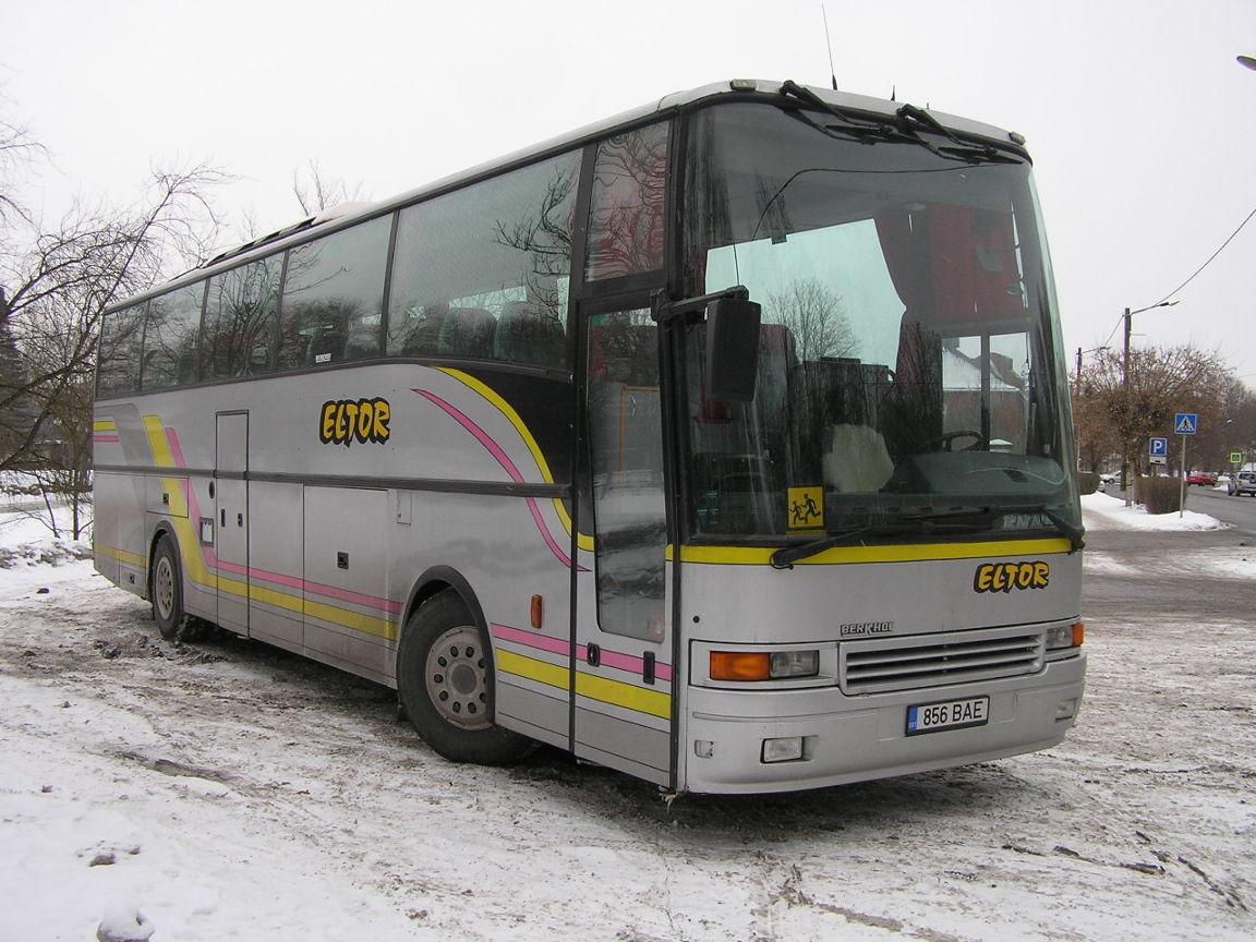 Põltsamaa, Berkhof Excellence 3000 № 856 BAE