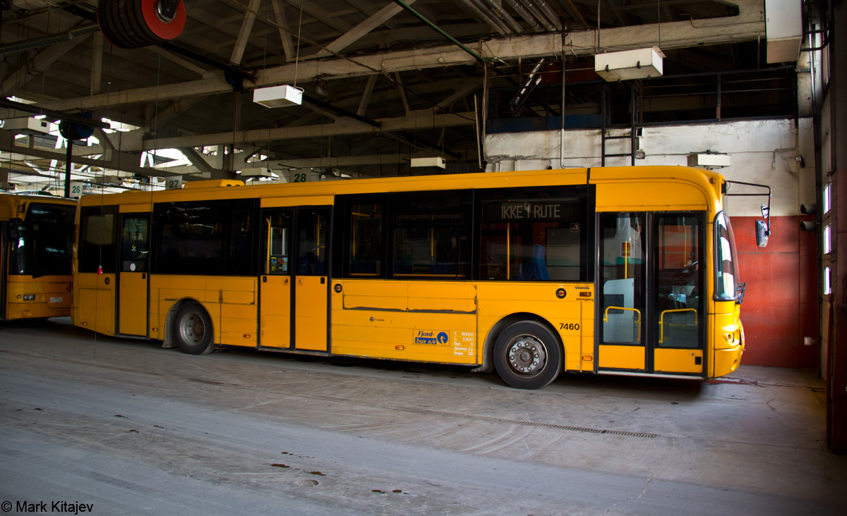 Tallinn, Volvo 8500LE № 3566