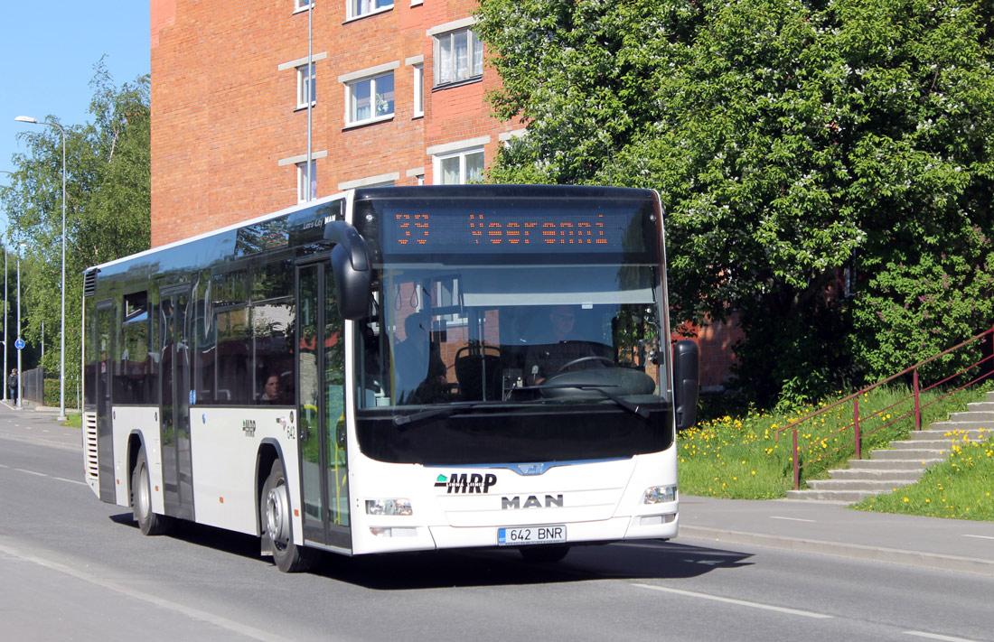 Tallinn, MAN A78 Lion's City LE EL293 № 642