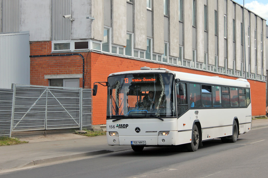 Tallinn, Mercedes-Benz Türk O345 Conecto C № 156