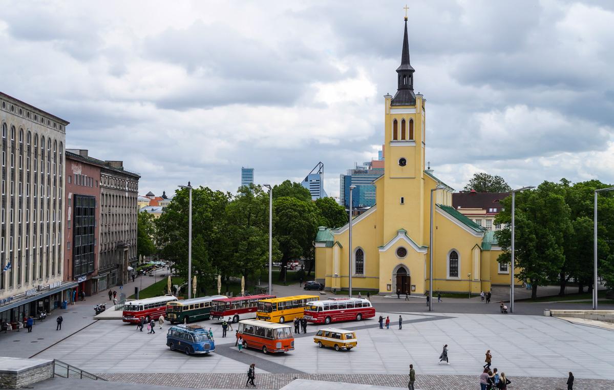 Tallinn — Tallinna Vanalinna Päevad 2015