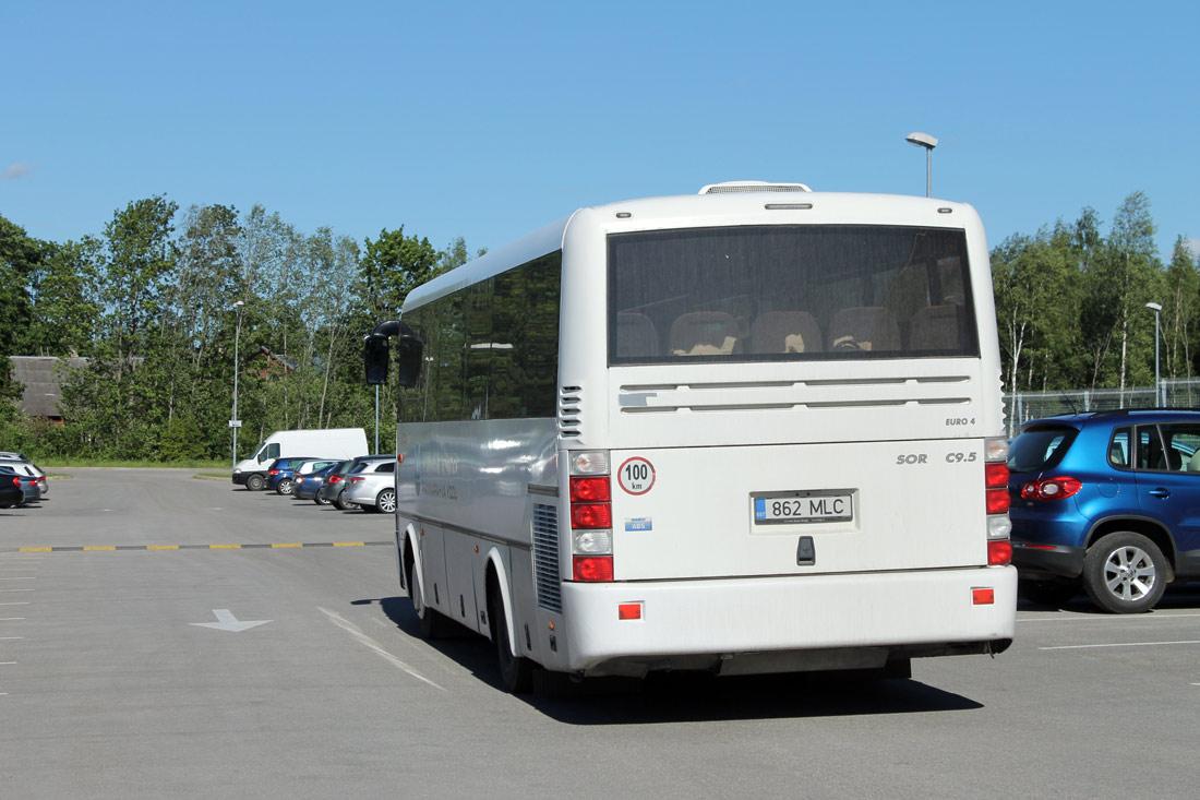Tallinn, SOR C 9.5 № 862 MLC
