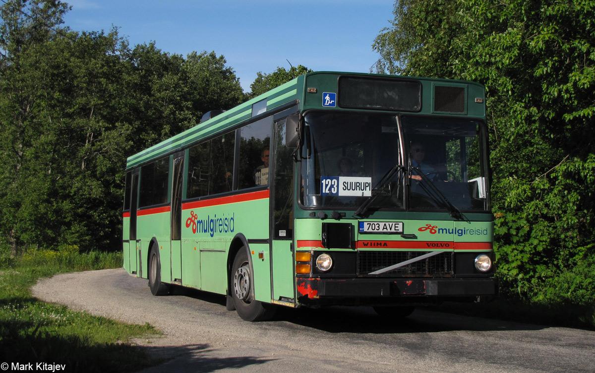 Tallinn, Wiima K202 № 703 AVE