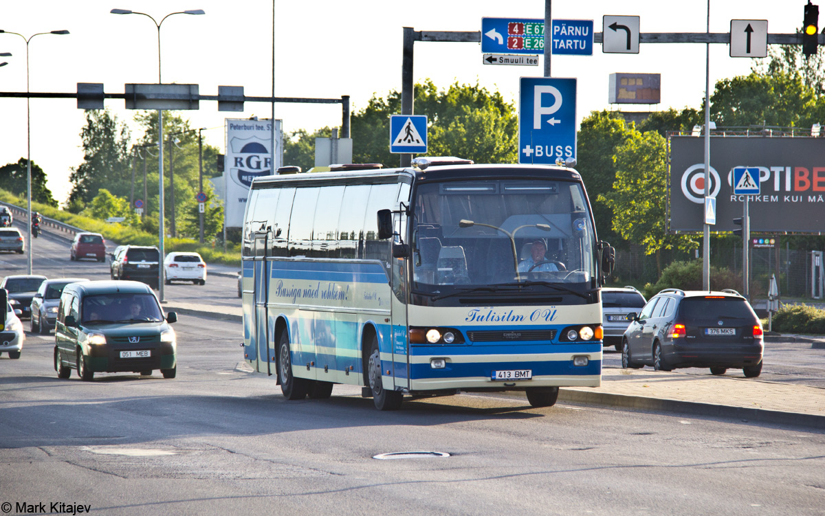 Loksa, Carrus Vector 330 № 413 BMT