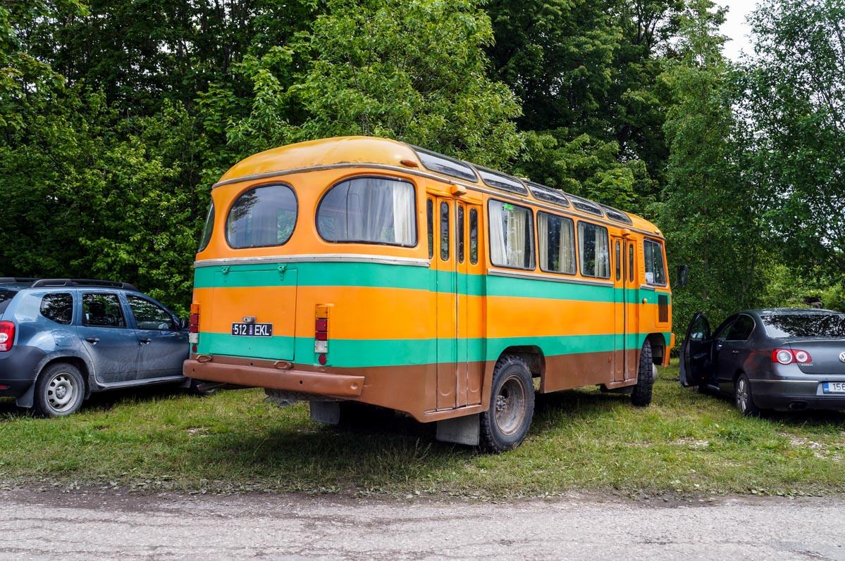 Kärdla, ПАЗ-672М № 512 EKL